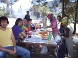 Bozkırlı Öğrenciler Piknikte Buluştu