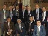 Bozkırlılar Vakfı Milletvekillerini Ziyaret Etti