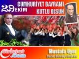 Belediye Başkanı Mustafa Uyardan Cumhuriyet Bayramı Mesajı